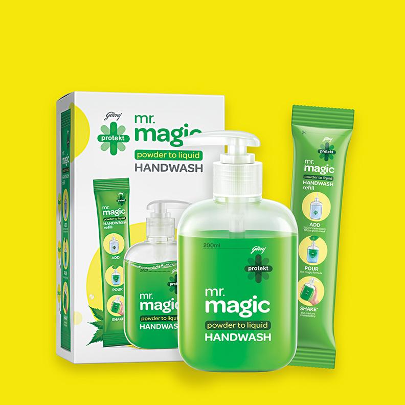 Godrej Protekt mr. magic
